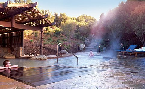The best spas and bath houses