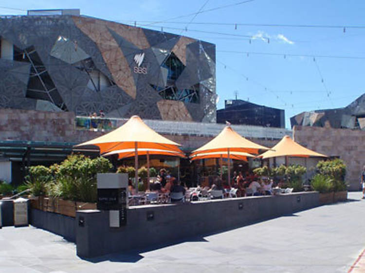 Time Out Fed Square