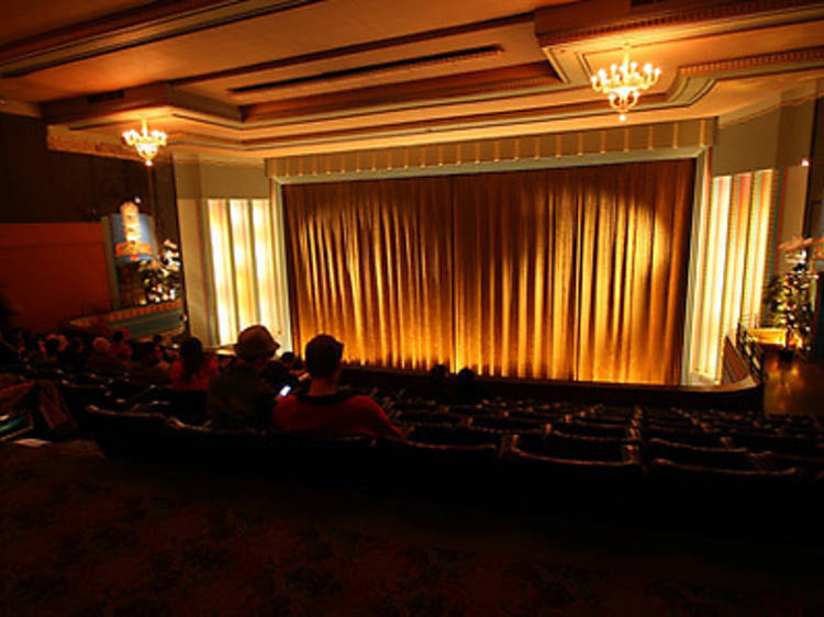 Catch a classic film at the Astor Theatre