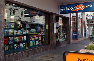Booktalk Café