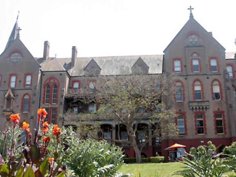 Explore the historic Abbotsford Convent