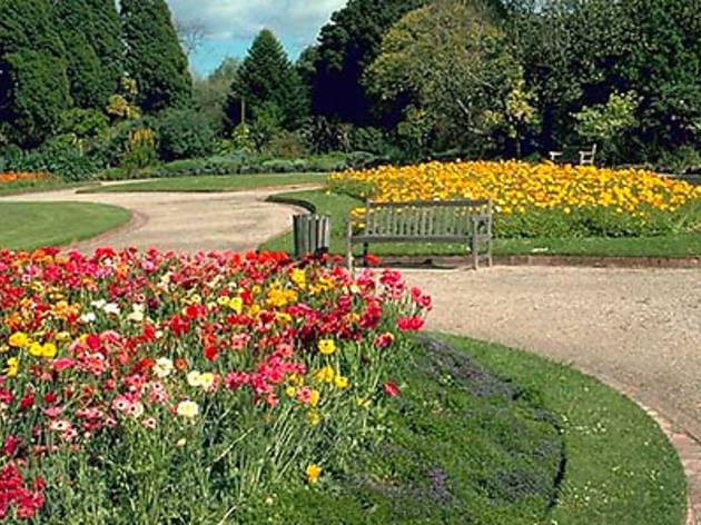 St Kilda Botanical Gardens