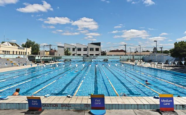 Fitzroy Swimming Pool
