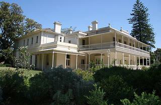 Como Historic House & Garden