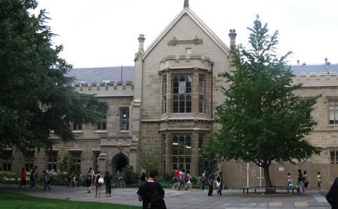 The University of Melbourne: Parkville