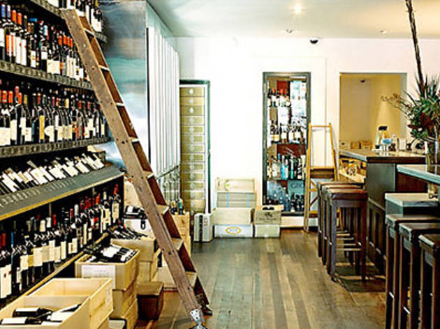 City Wine Shop