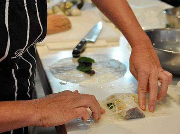 The Essential Ingredient Cooking School