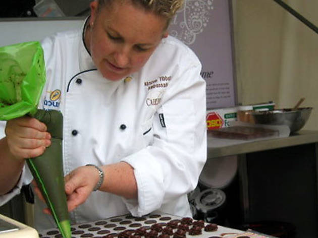 Savour Chocolate and Patisserie School