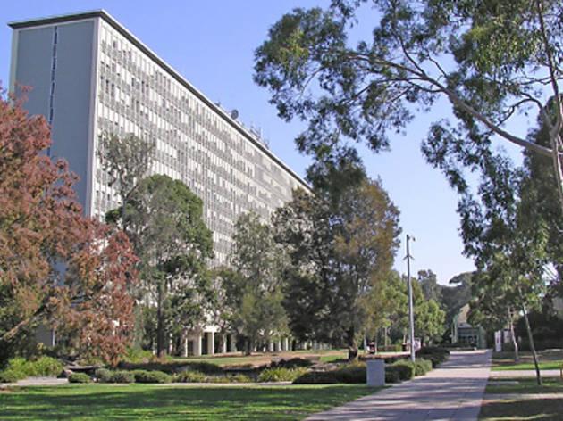 Monash University: Clayton