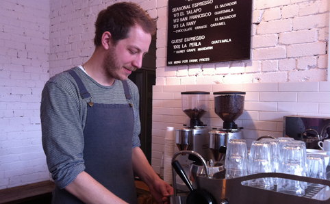 Market Lane Coffee: Therry Street