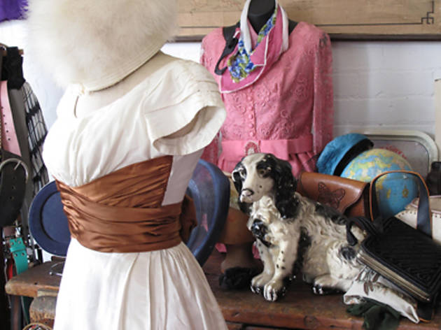 The Diamond Dog: Vintage Clothing