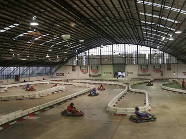 Go Kart Sport Racing