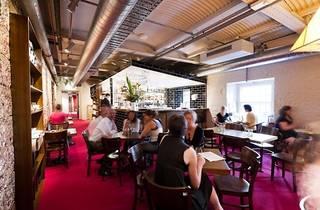 The Moat Café