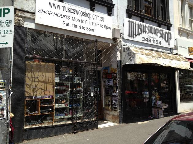 Music Swop Shop