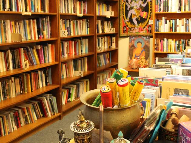Theosophical Society Bookstore
