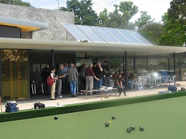 City of Melbourne Bowls Club