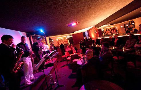 Uptown Jazz Café