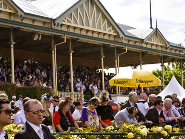 Bendigo Racecourse