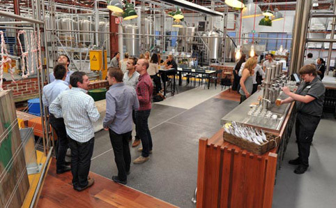 Matilda Bay Brewery Bar