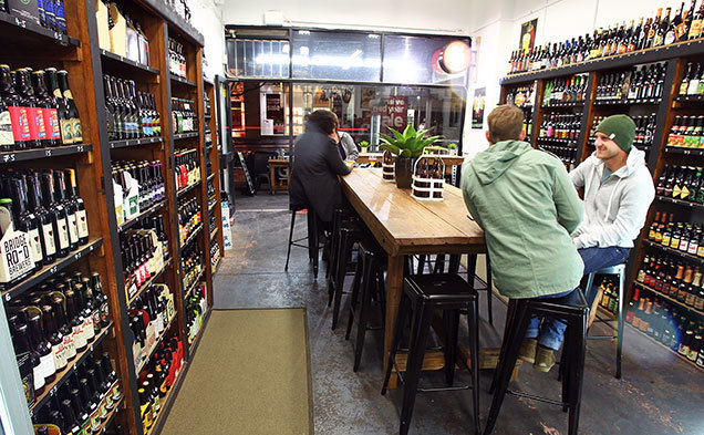 Where to buy craft beer in Melbourne