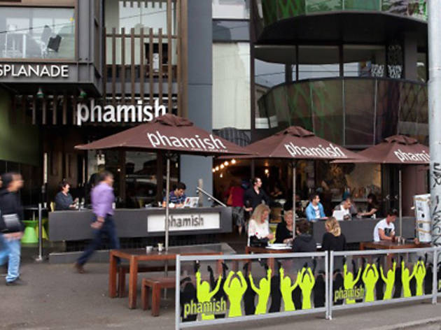Phamish Food and Wine Bar