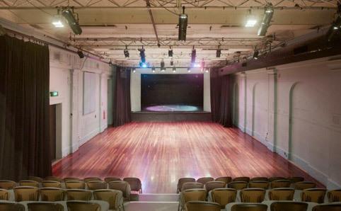 Sylvia Staelhi Theatre
