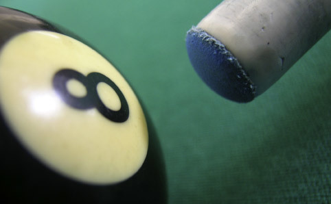 Play a few rounds of pool
