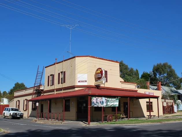 Bridge Hotel: Castlemaine