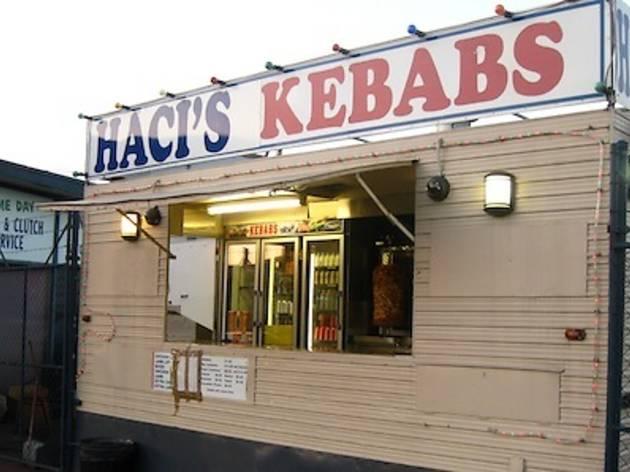 Haci's Kebabs Food Truck