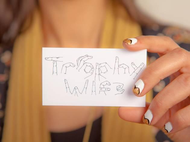 Trophy Wife Nail Art