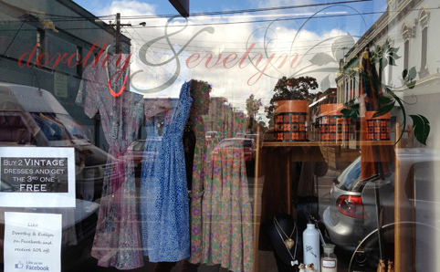 Dorothy and Evelyn: Brunswick