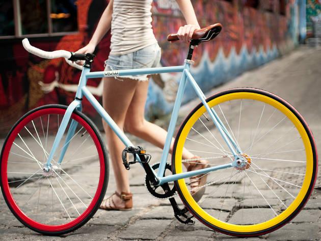 Mojo Bike