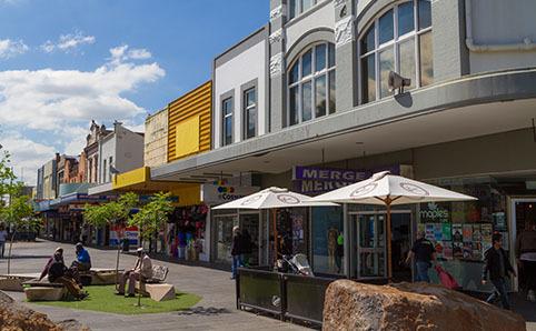 Nicholson Street Mall