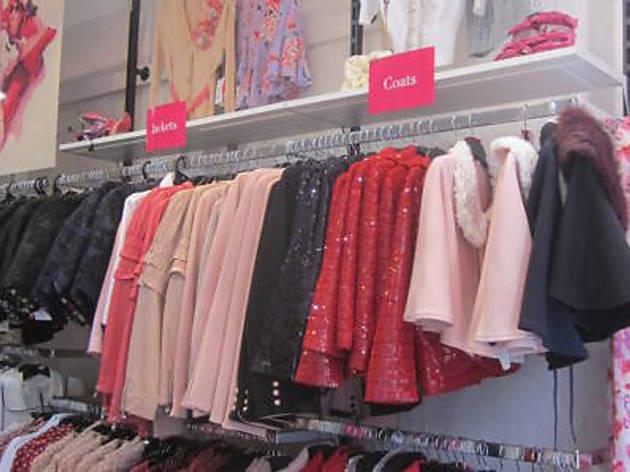 #90A: Alannah Hill Clearance Store