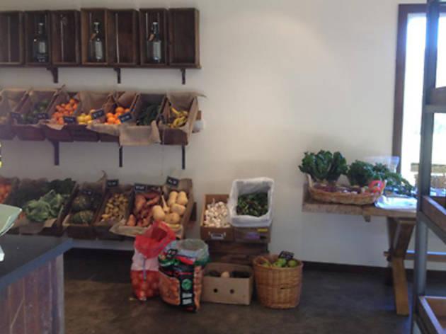 Organic Empire Food Store