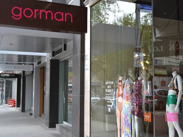 Gorman: Chapel Street