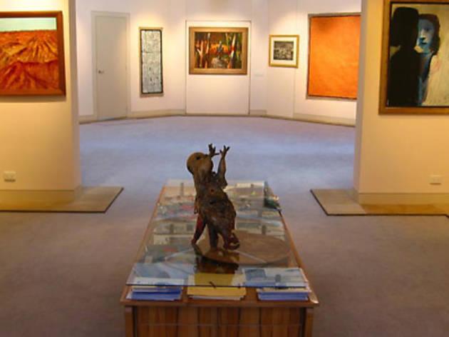 Lauraine Diggins Fine Art Gallery