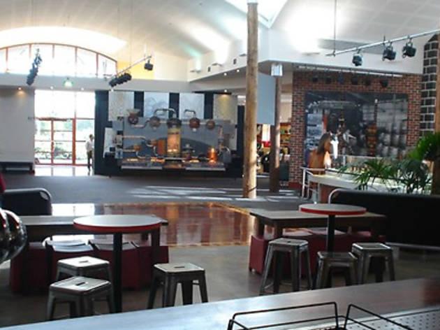 Carlton United Brewery