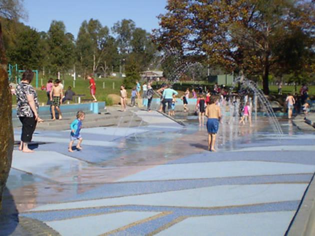 Seville Water Park