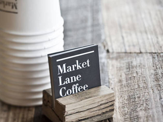 Market Lane Coffee: Prahran Market