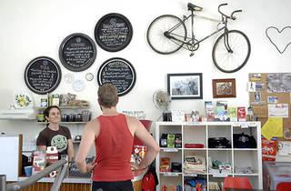 Cog Bike Café