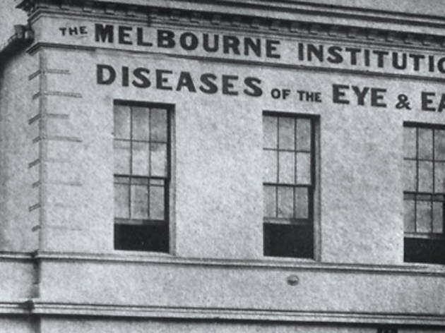 The Royal Victorian Eye and Ear Hospital