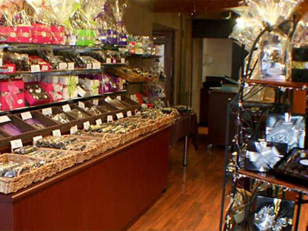 Hahndorf's Fine Chocolates: Black Rock