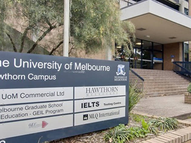 The University of Melbourne: Hawthorn