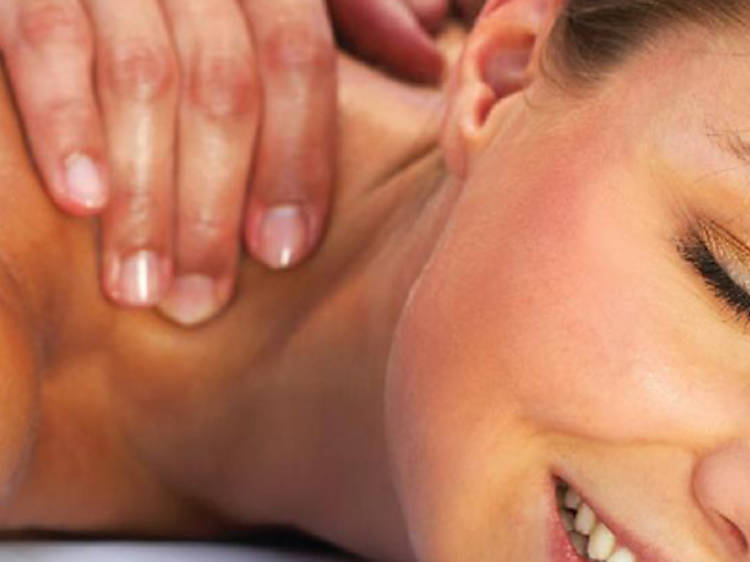 Vigorous Traditional Thai Massage