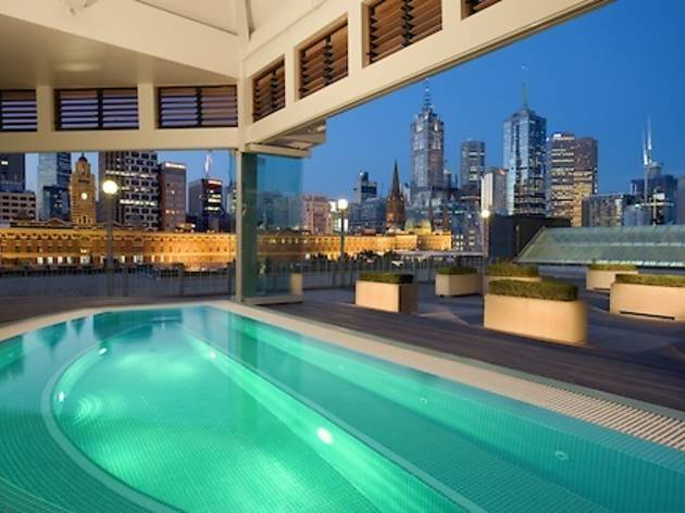 The best day spas in melbourne for Bathroom spa baths melbourne
