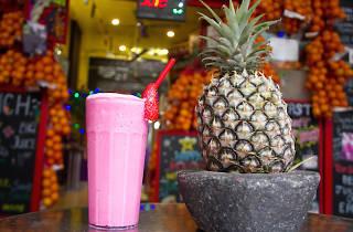 Tropicana Juice and Food Bar