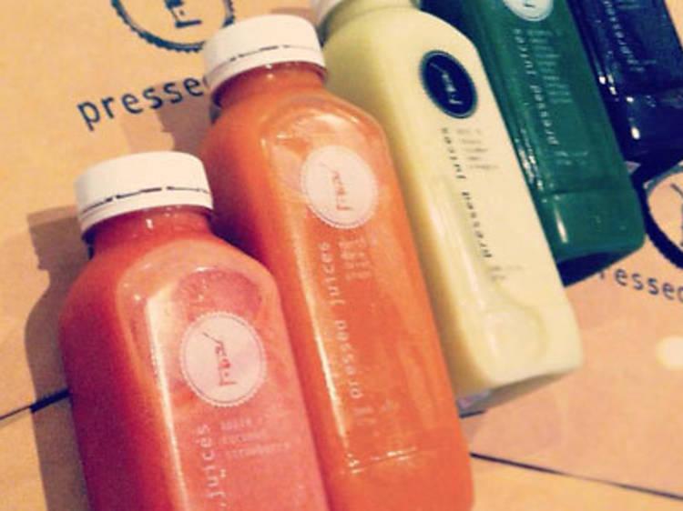 Pressed Juices: Armadale