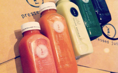 Pressed Juices: Armadale