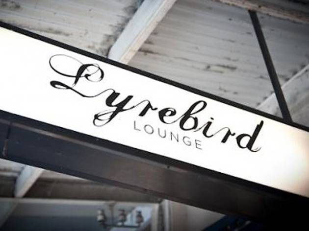Lyrebird Lounge